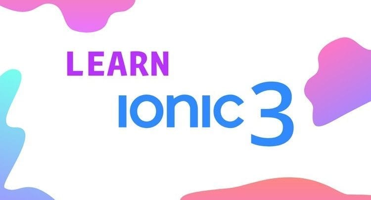 Learn-Ionic-3-From-Scratch