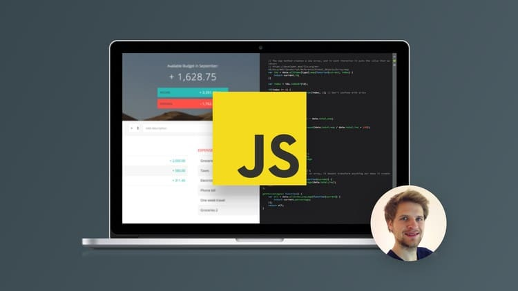 The-Complete-JavaScript-Course-2020-Build-Real-Projects